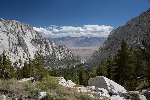 The end is near: Whitney Portal!