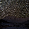 Whitney star trails