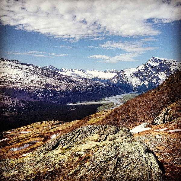 Thompson Pass near Valdez, Alaska (Photo: Kim Olson)