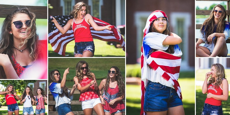 Americana, Class of 2018 Seniors