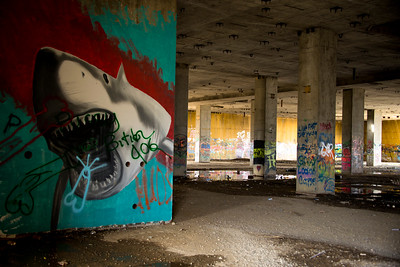 Graffiti Bunker