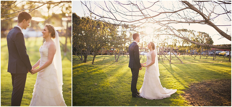 Keagan and Kristy, Markovina Vineyard Estate, Kumeu