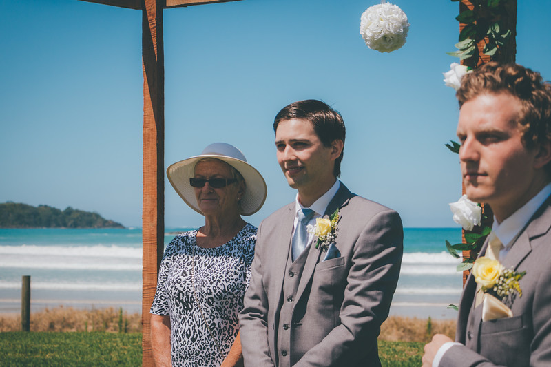 Wedding Photography in Whananaki, Whangarei, Northland