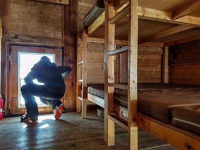 Asulkan Hut bunks