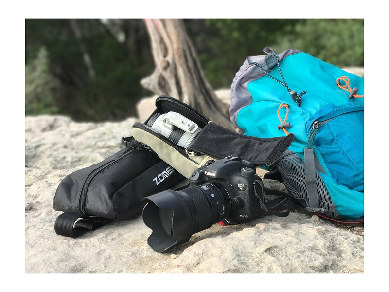 Hiking is never simple