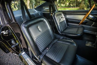 2020 BaT 1967 Shelby GT500 094A