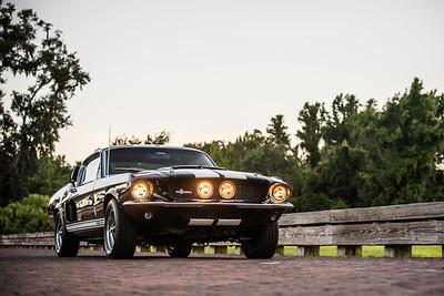 2020 BaT 1967 Shelby GT500 069A
