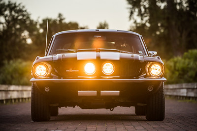2020 BaT 1967 Shelby GT500 068A