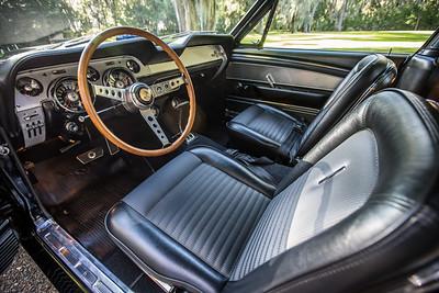 2020 BaT 1967 Shelby GT500 090A