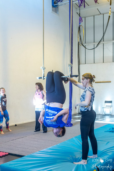 Aerial Skills Beginners Class, Full Cirqle, Edinburgh