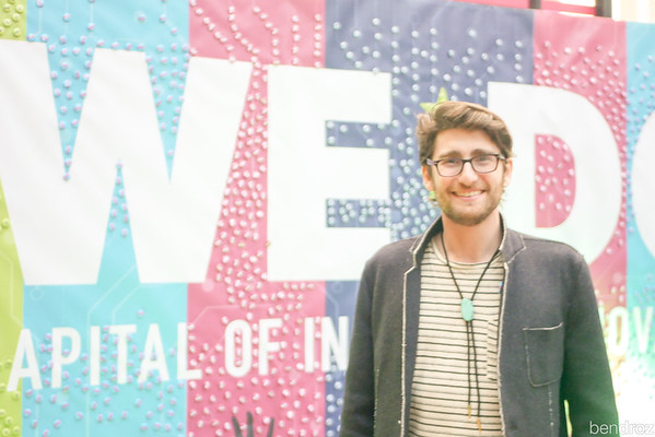 SXSW 2018, photo by Ben Droz
