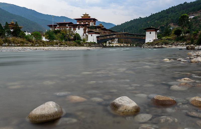 Rocking the Dzong