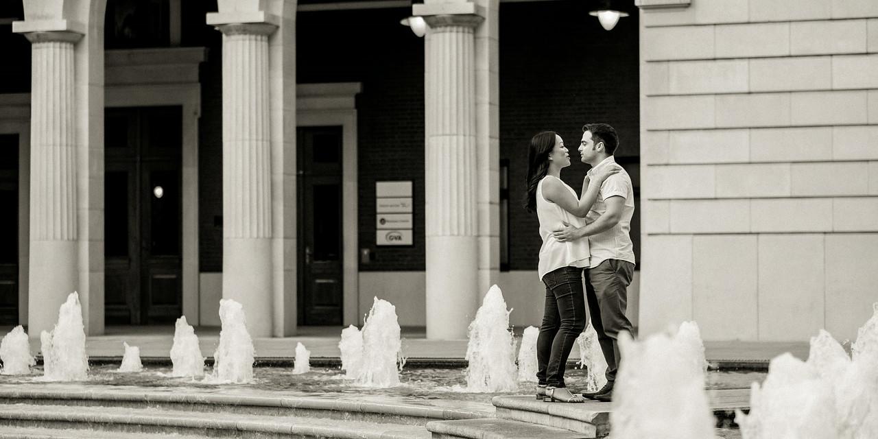 Winnie & Dan Pre Wedding Shoot