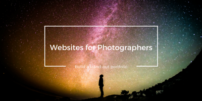 the best websites for photographers to build a stand-out portfolio