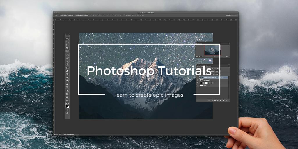 The 9 Best Photoshop Tutorials for Beginners
