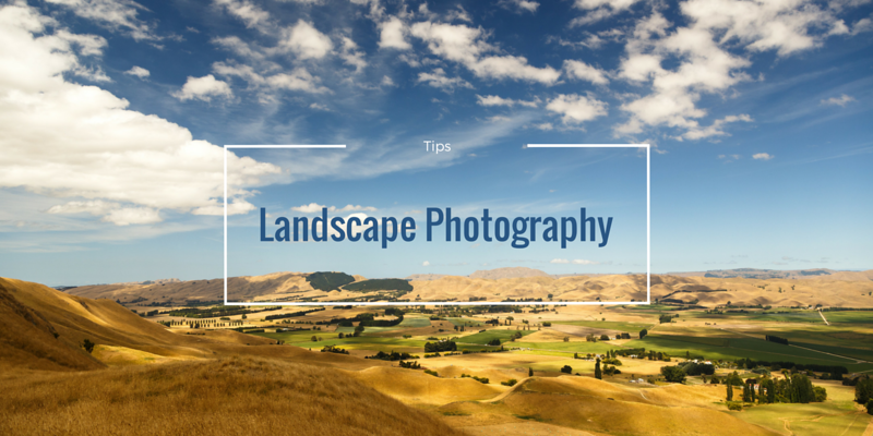 landscape photography tips to improve your skills