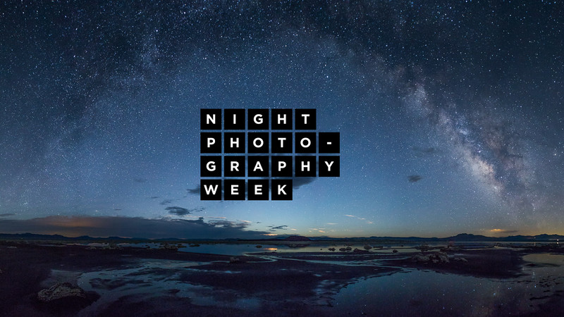 Night Photography Week with CreativeLive