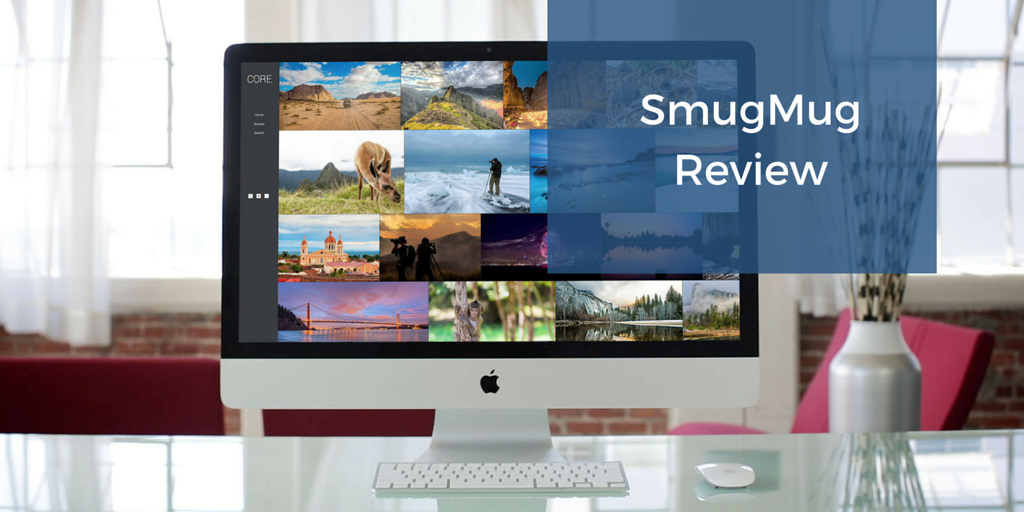 smugmug review, websites for photographers review customization of themes