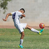 Soccer held at Home,  Arizona on 10/29/2015.