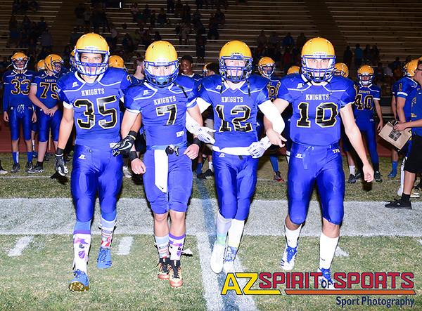 Football held at Home,  Arizona on 9/29/2017.