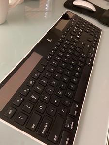 Logitech K750 Solar Keyboard