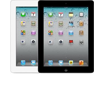 Apple iPad Generation 2. My first iPad! (Image: Apple)
