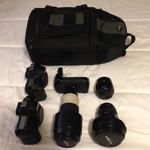 LowePro 220 Sling Camera Bag