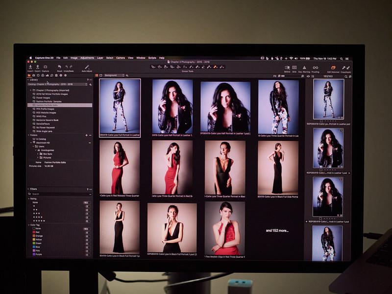 Capture One Catalog - Image: Ricardo Gomez Photography