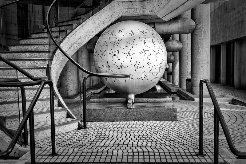Embarcadero Stairs 3