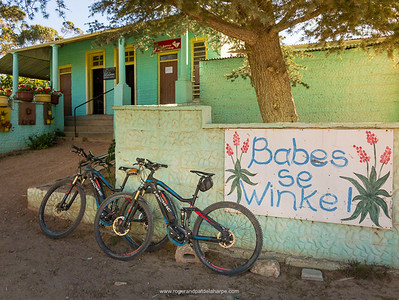 Babes Se Winkel rural store. Baviaanskloof. Eastern Cape. South Africa