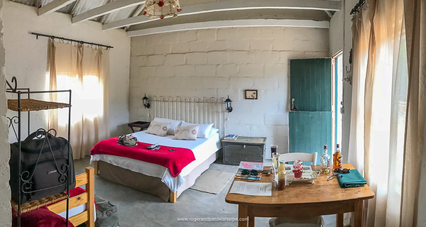 Accommodation at Damsedrif Farm Stay. Baviaanskloof. Eastern Cape. South Africa.