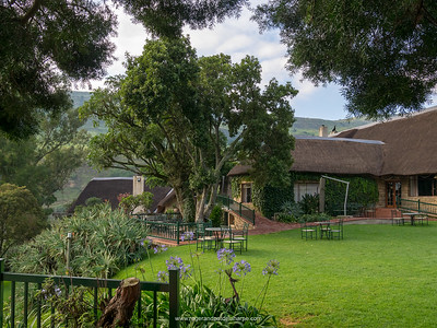 The Cavern Family Resort. Northern Drakensberg. KwaZulu Natal. South Africa