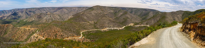 Combrink's Pass. Baviaanskloof. Eastern Cape. South Africa