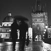 A rainy midnight on the Charles Bridge, Prague 0.5 sec at f/2.2, ISO 200 35mm