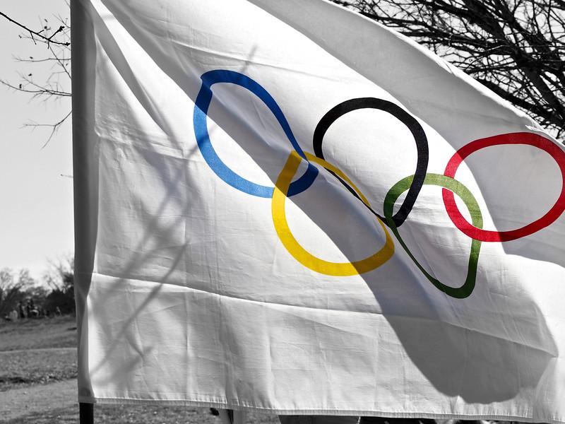 Elementary School Olympic Flag