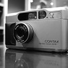 CONTAX T2 at Precision Camera - Austin, Texas
