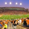 University of Texas Football Panorama - Austin, Texas