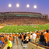 University of Texas Football Panorama - Austin, Texas