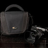 LowePro Edit 120 with the Olympus E-P3