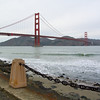Golden Gate Bridge - San Francisco, California (Nikon J1)