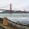 Golden Gate Bridge - San Francisco, California (Nikon J1)