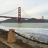Golden Gate Bridge - San Francisco, California (iPhone 5S)