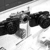 The high-end point and shoots, Olympus XZ-2, Nikon Coolpix A and Sony RX1