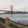 Golden Gate Bridge - San Francisco, California (Fujifilm XF1)