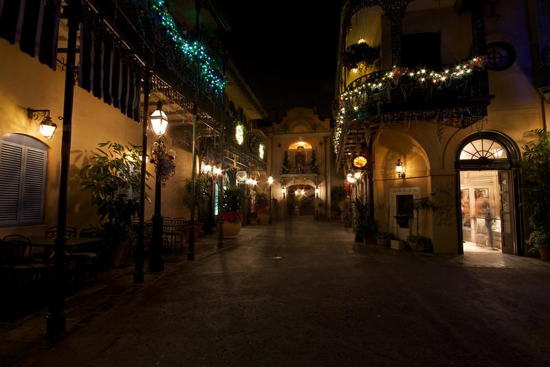 New Orleans Square, Disneyland - Anaheim, California  (exposure 1, 0EV)
