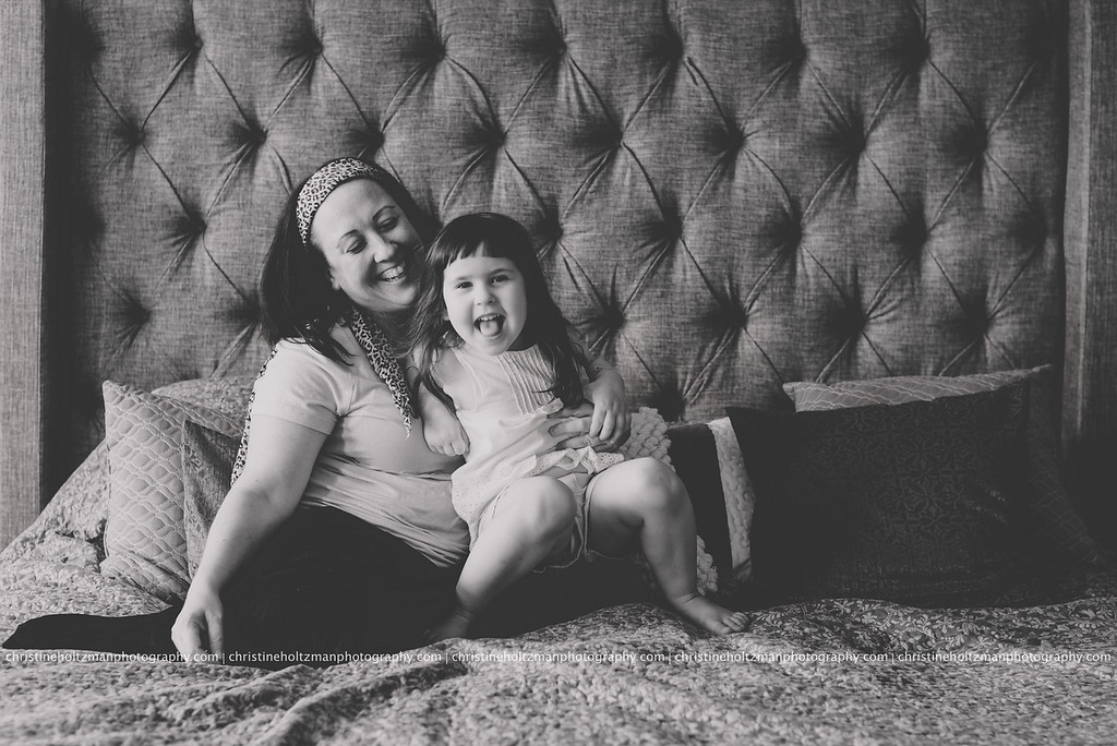 Mother and Daughter mini lifestyle photo shoot