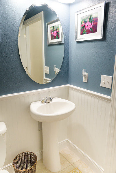 After Photo of Bathroom Renovation