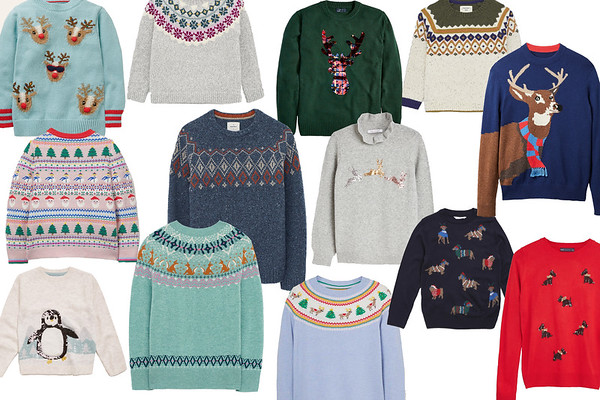 Christmas jumper collage-3