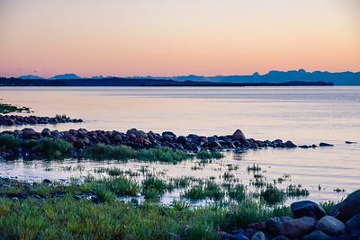 Sunrise, Vancouver Island