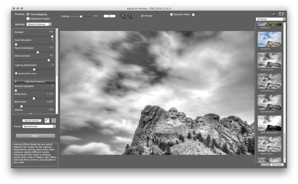 Photomatix HDR Photography Software Review